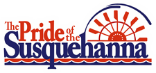 logo: Pride of the Susquehanna - Harrisburg Area Riverboat Society